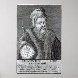John Dee  a Londoner Poster