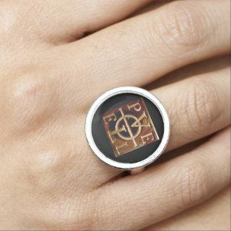 John Dee Enochian PELE Ring Style A