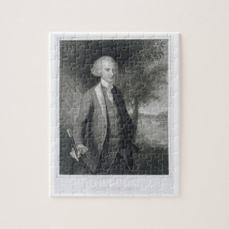 John Dickinson, engraved by John B. Forrest (1814- Jigsaw Puzzle