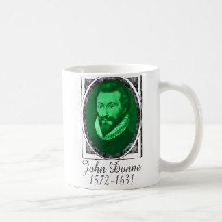 John Donne Coffee Mug