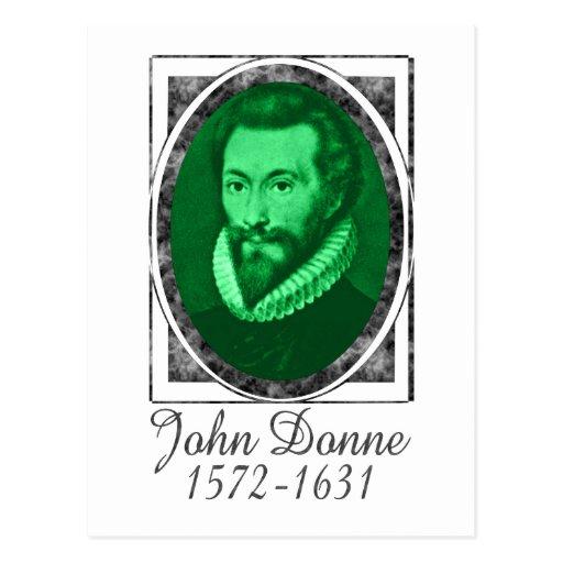 John Donne Postcards