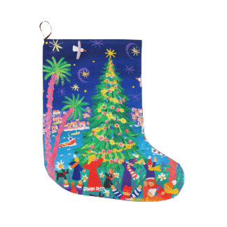 John Dyer Christmas Stocking