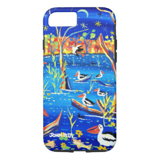 John Dyer iPhone 7 Case Banrock Station wine