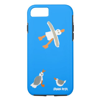John Dyer iPhone 7 Cornish Seagulls Case