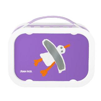 John Dyer Seagull Lunch Box