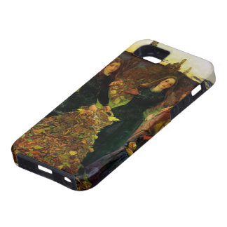 John Everett Millais- Autumn Leaves Tough iPhone 5 Case