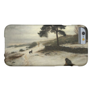 John Everett Millais - Blow Blow Thou Winter Wind Barely There iPhone 6 Case
