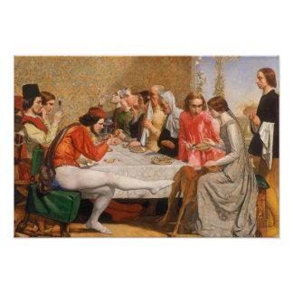 John Everett Millais - Isabella Photograph