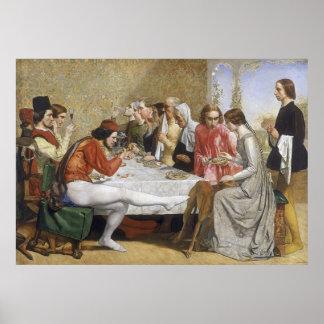 John Everett Millais Isabella Print