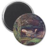 John Everett Millais Ophelia Refrigerator Magnets