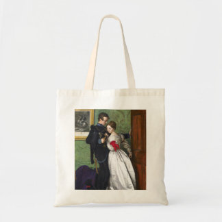 John Everett Millais The Black Brunswicker Tote Bag