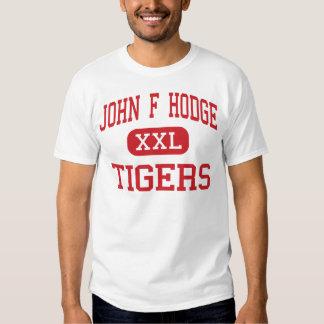 John F Hodge - Tigers - High - Saint James T Shirt