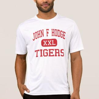 John F Hodge - Tigers - High - Saint James Shirt