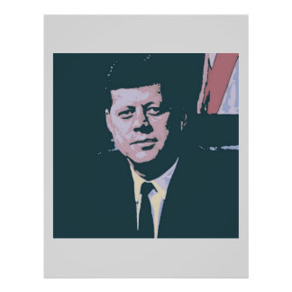 John F. Kennedy Flyer