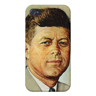 John F. Kennedy IN MEMORIAM iPhone 4 Covers