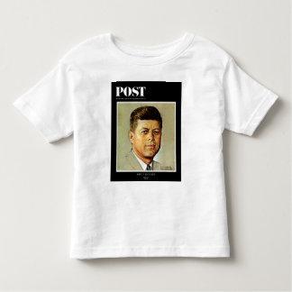 John F. Kennedy IN MEMORIAM T-shirt