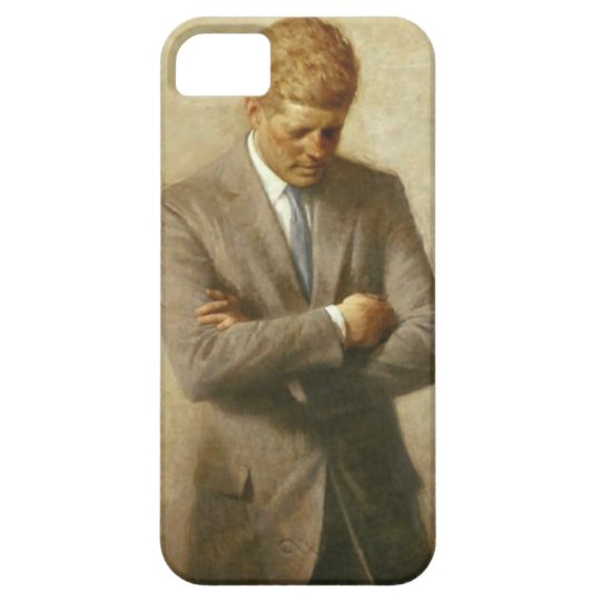 John F. Kennedy iPhone 5 Cases