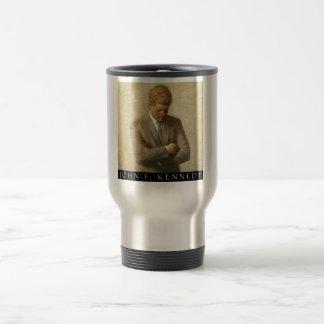 John F. Kennedy Items Travel Mug