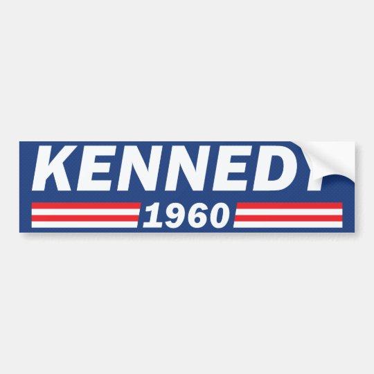 John F. Kennedy JFK, Kennedy 1960 Bumper Sticker