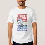 John F. Kennedy (JFK) - Vintage - Presidents Day Tee Shirts