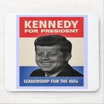 John F Kennedy Mouse Mat