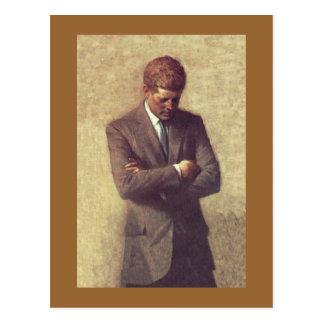 John_F_Kennedy_Official_Portrait Postcards