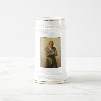 John F. Kennedy Painting Mug