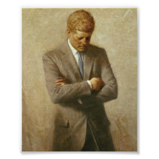 John F Kennedy Posters