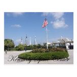John F. Kennedy Space Centre Postcard