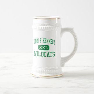 John F Kennedy - Wildcats - Junior - Spring Valley Coffee Mugs