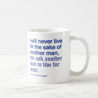 John Galt's pledge Coffee Mug