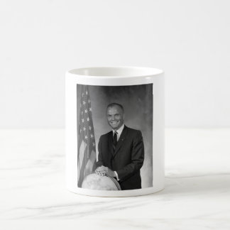 John Glenn Basic White Mug