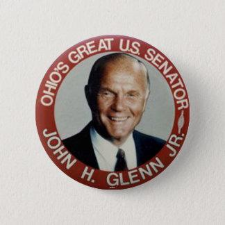 John Glenn Jr. - Button