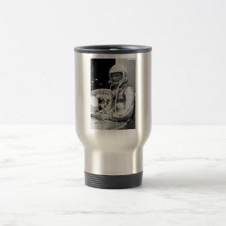 John Glenn Wearing A Space Suit Mug