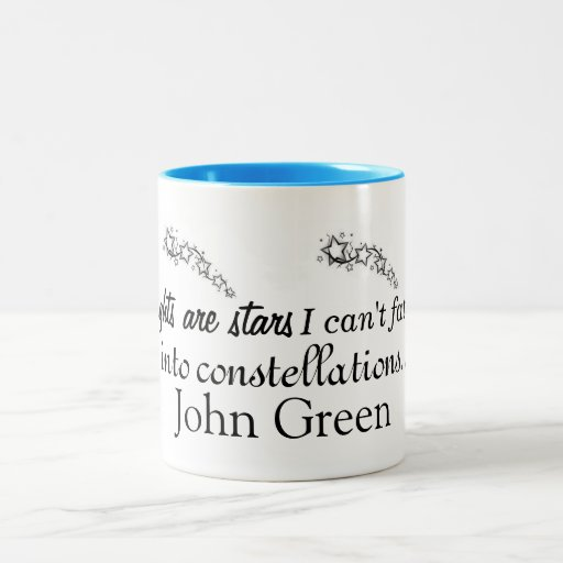 John Green Inspired Mug