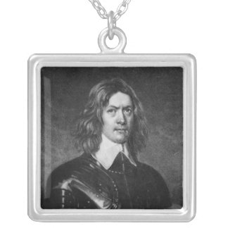 John Hampden Silver Plated Necklace