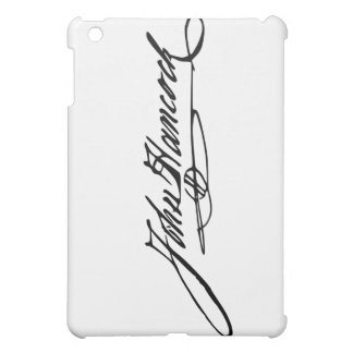 John Hancock Signature iPad Mini Case