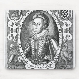 John Harington, 2nd Baron Harington of Exton Mouse Pad