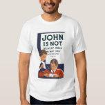 John Is Not Dull 1937 WPA Tees