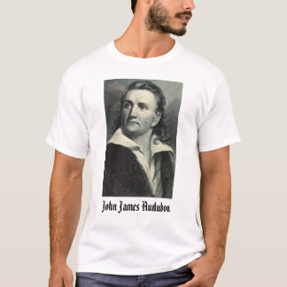 John James Audubon, John James Audubon T-Shirt