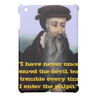 John Knox iPad Speck Case iPad Mini Covers