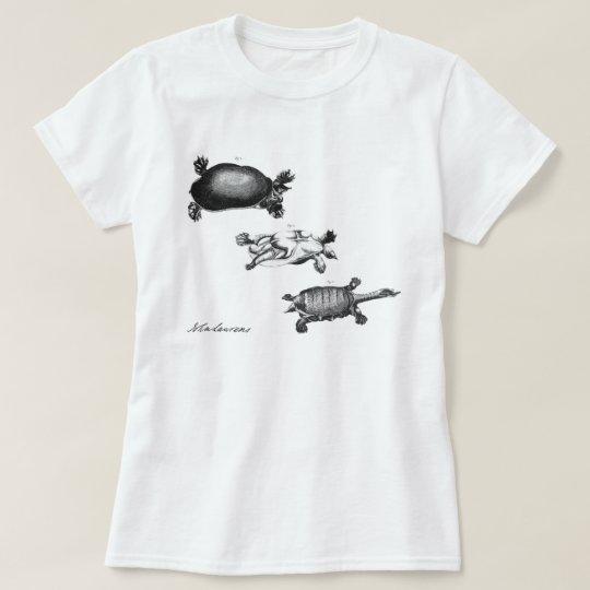 John Laurens's Turtles T-Shirt
