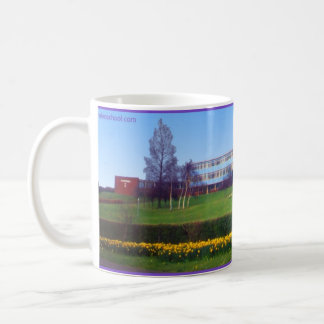 John Lea School commemorative mug