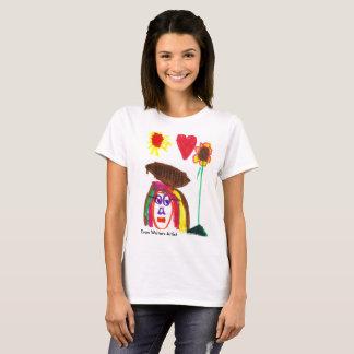 John Lennon by Evan Waters Artist T-Shirt