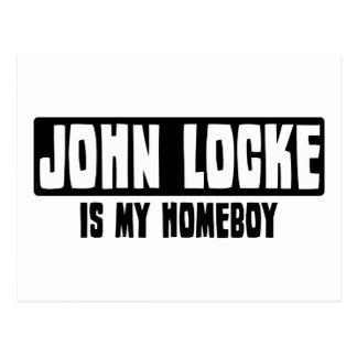 John Locke is my Homeboy Postcards