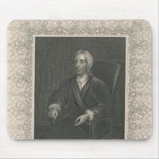 John Locke Mouse Pad