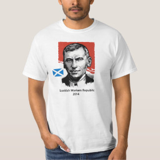 John Maclean Scottish Independence T-Shirt