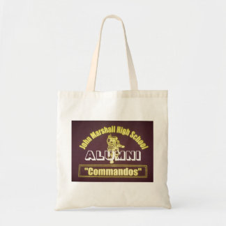 John Marshall HS Alumni Tote Tote Bag