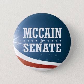 John McCain 2016 6 Cm Round Badge