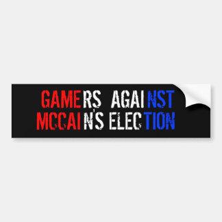 John McCain Bumper Stickers
